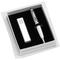 Power Bank 2600 Mah con Penna USB 4 GB in scatola regalo, 15x15xh3 cm confezione bombonier...
